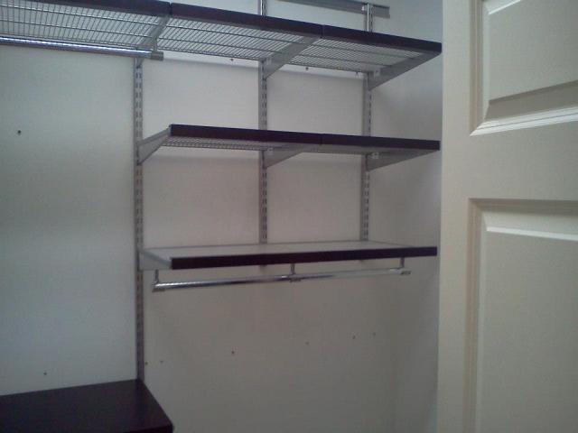 Handyman Closet Construction - Charlotte, North Carolina - A N J Construction