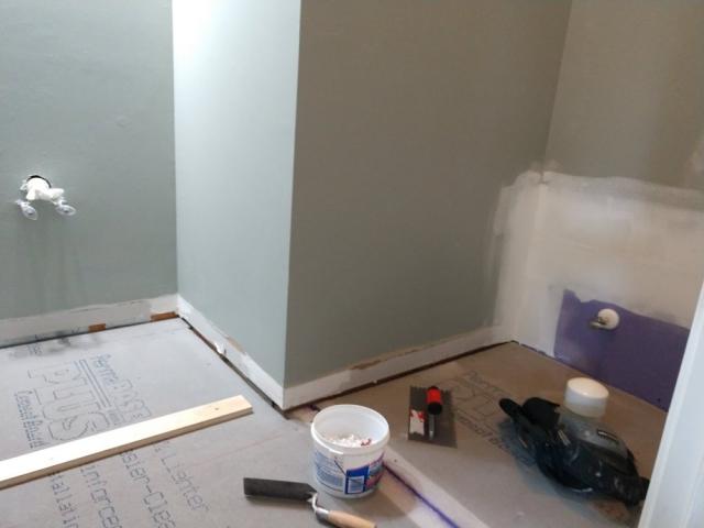 Bathroom Remodeling Construction - Concord, North Carolina - A N J Construction