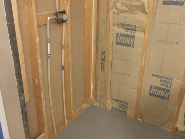Bathroom Remodeling Construction -Cabarrus, North Carolina - A N J Construction