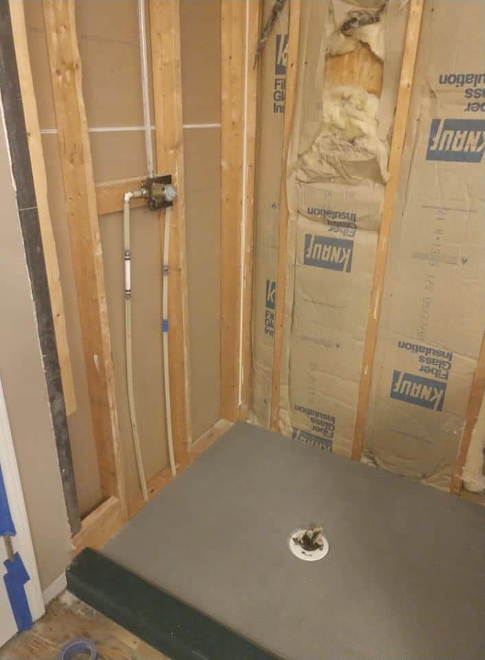 Master Bath Remodel - Concord, NC - A n J Construction