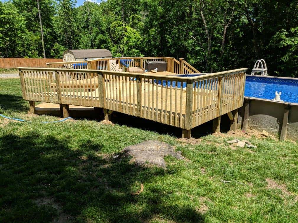 Charlotte, North Carolina Custom Deck Builder
