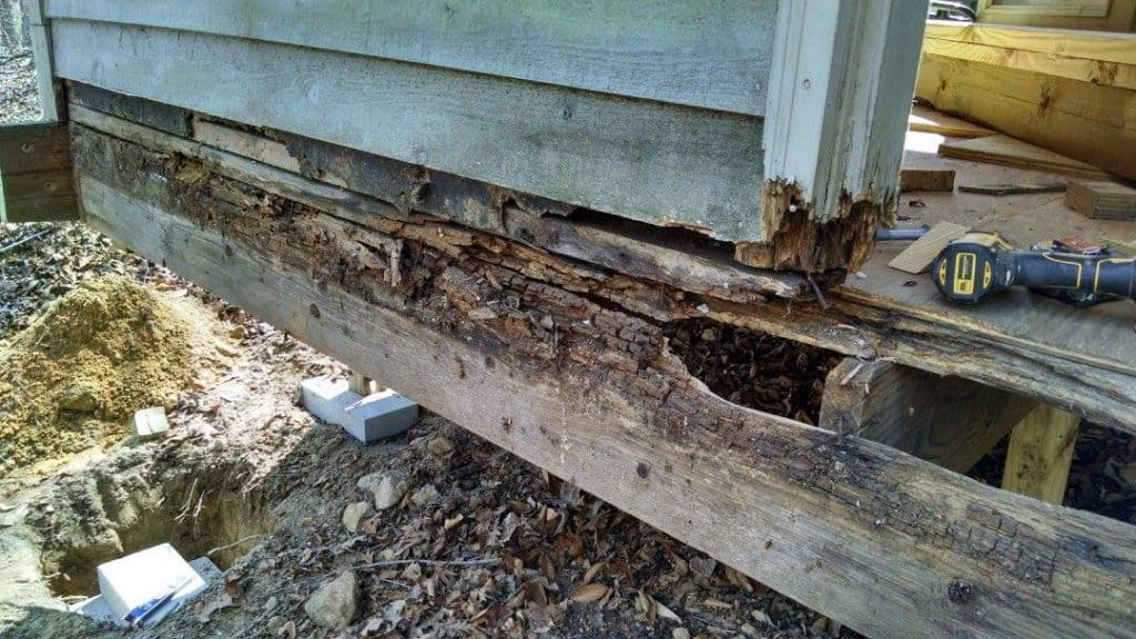 House Beam Replacement