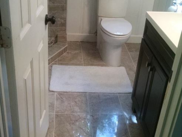 Bathroom Remodel - Charlotte, North Carolina - A n J Construction