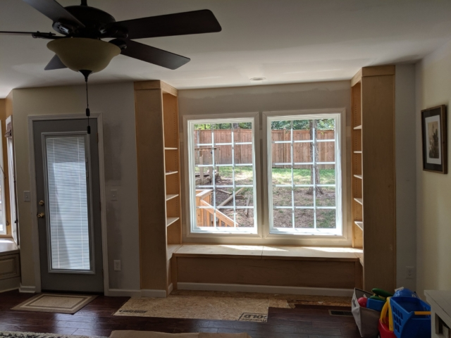 House Room Construction - Charlotte, North Carolina - A N J Construction