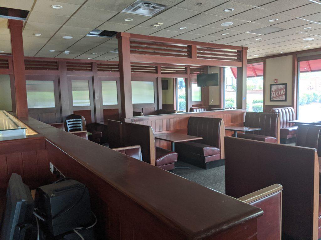 A n J Construction - Restaurant Remodel - Concord, North Carolina