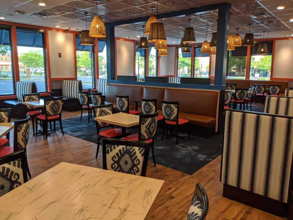 Good-bye Ruby Tuesday and Hello Cantina 1511! Restaurant Remodel and Construction in Charlotte, North Carolina area.