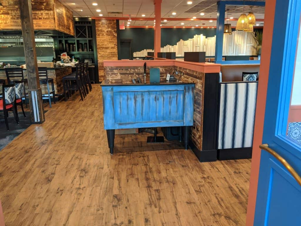 Restaurant Remodel and Construction in Charlotte, North Carolina area.